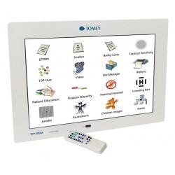 TCP-3000P / TCP-2000P : Ecran LCD d'optotypes polarisés TOMEY